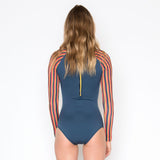 Gaviotas Surf Suit - Sunset