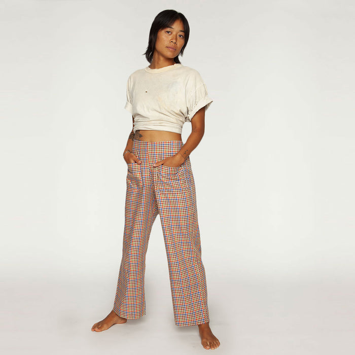 Donna Pant - Bowie Check