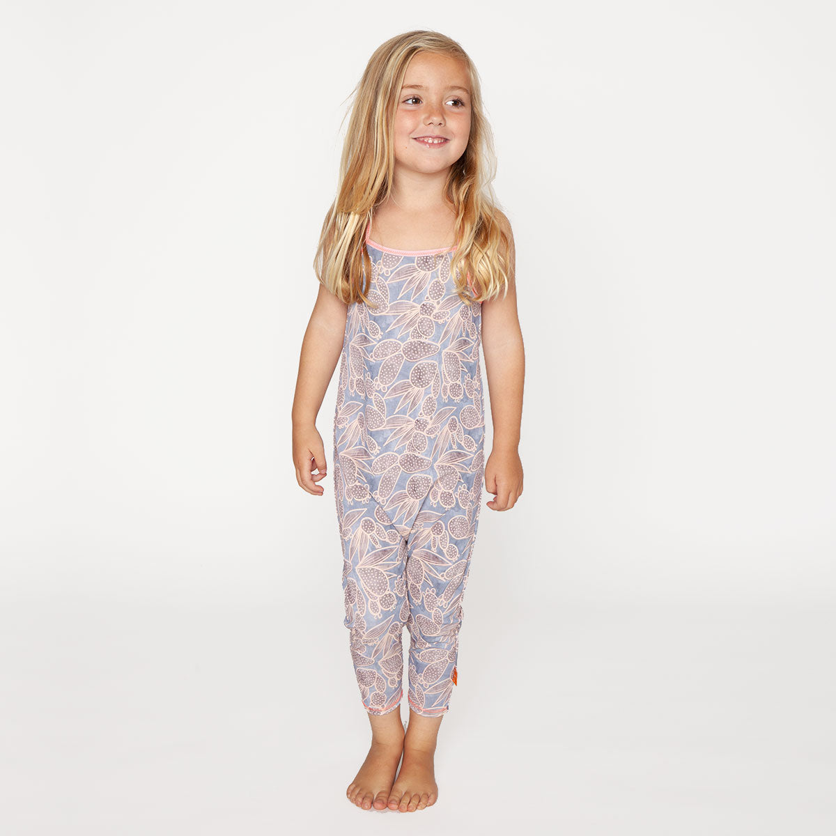 Chimi Kids Jumpsuit - Nopal