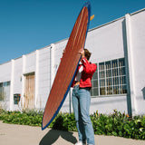 Mid-length Surfboard Cover - Sunset