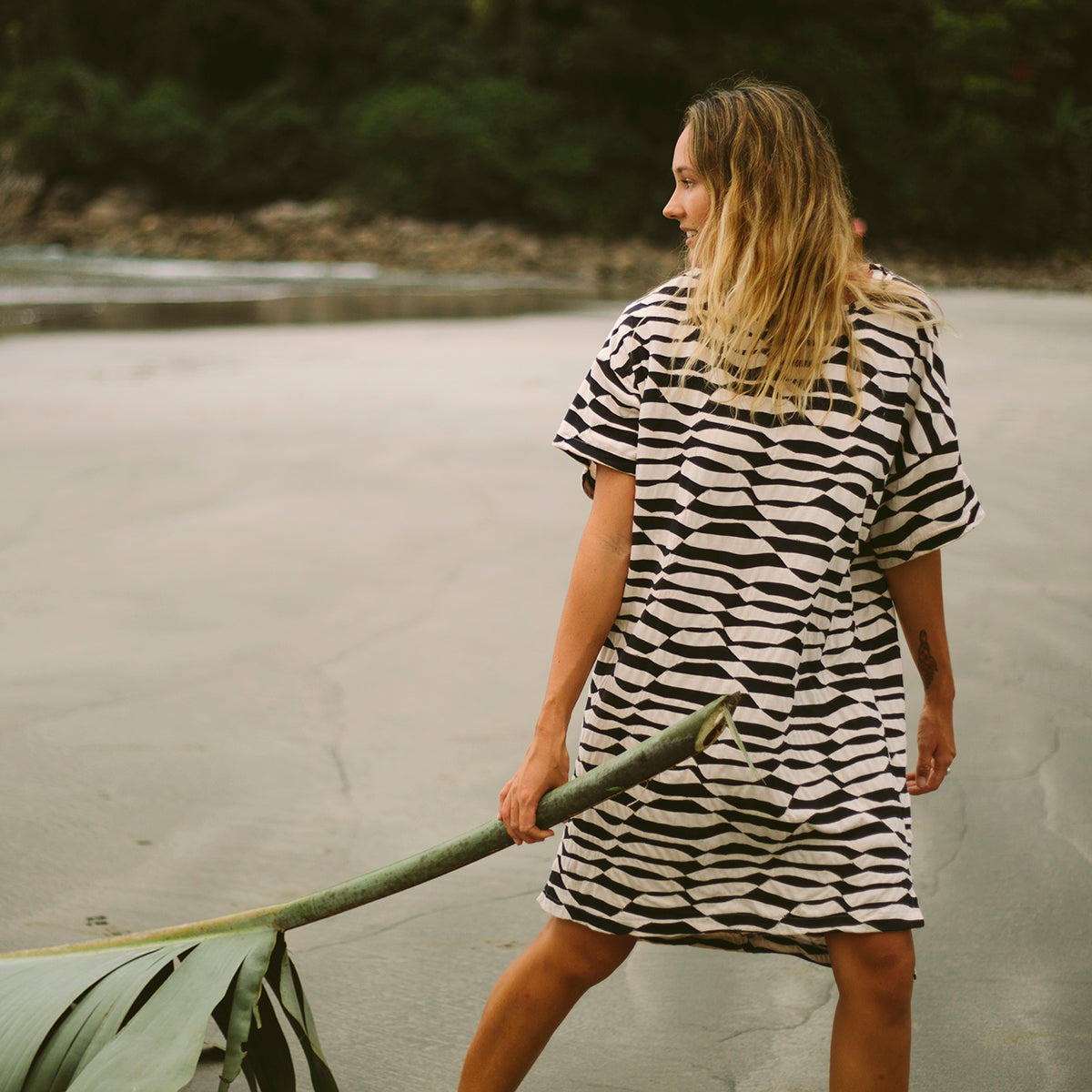 Akemi Dress - High Tide