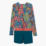 Swami's Playsuit - Girls - Tropicalia