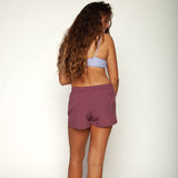 Gigi Shorts - Plum