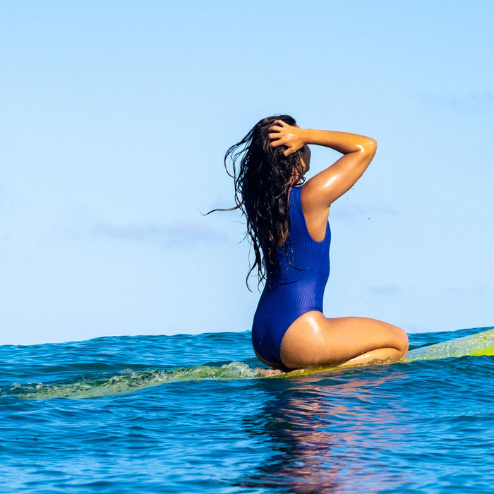 Agra One Piece - Cobalt
