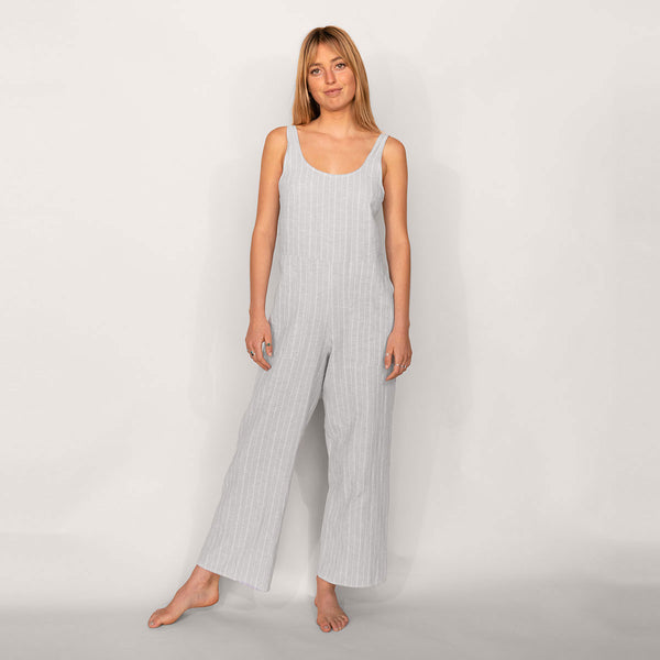 Billie Jumpsuit - Cloud
