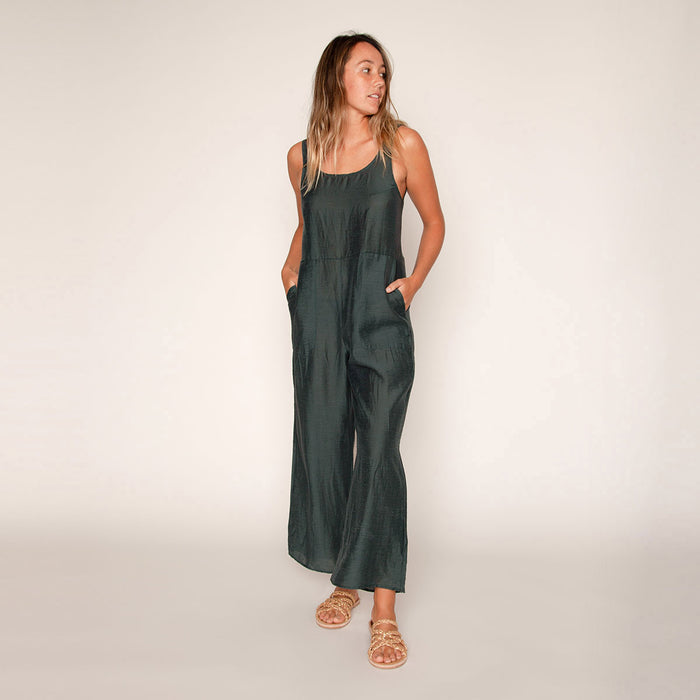 Billie Jumpsuit - Jade