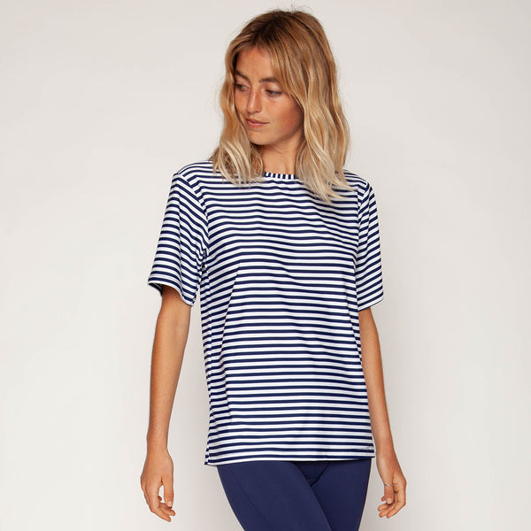 Glenn Surf Tee - Stripes