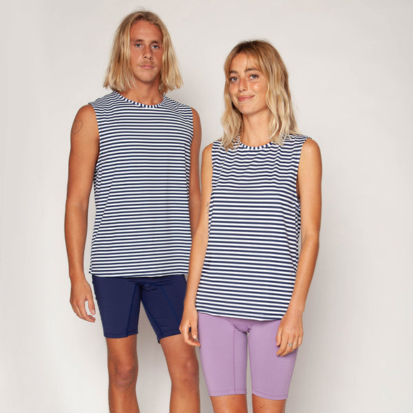 Izzy Surf Tank - Stripes