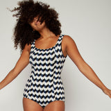Tofino One Piece - Chevron