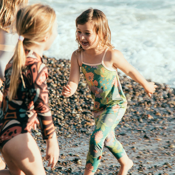 Chimi Kids Jumpsuit - Mirage