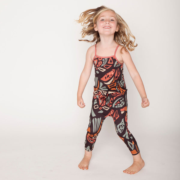 Chimi Kids Jumpsuit - Nelita