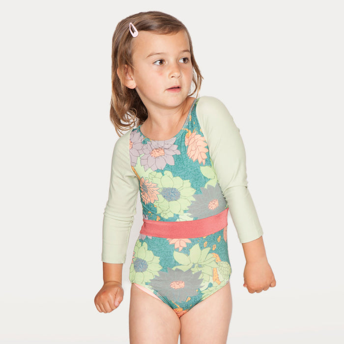 Hazel Kids Bodysuit - Mirage