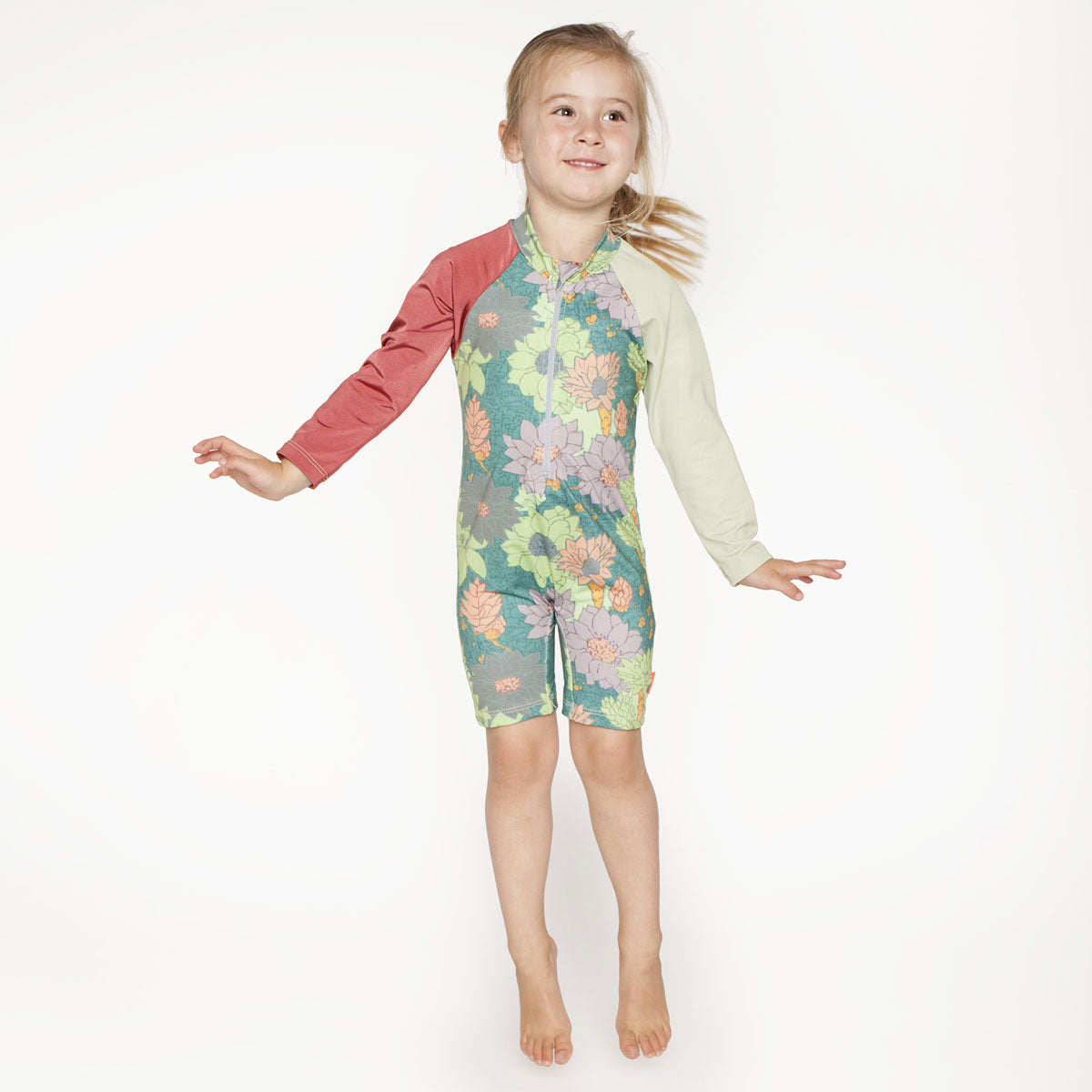 Swamini Kids Sunsuit - Mirage
