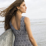Tofino One Piece - Black Porto