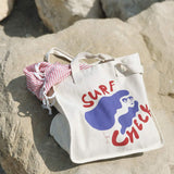 Hemp Tote - Surf Check