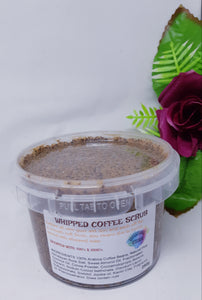 Whipped Coffee Scrub - 100's & 1000's.