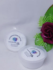 CK ONE Type - Body Butter.