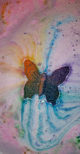 Load image into Gallery viewer, Rainbow Butterfly - Bath Bomb.