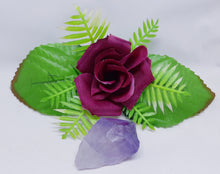 Load image into Gallery viewer, Amethyst Crystal Points.