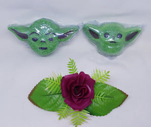 Alien & Baby Alien Bath Bombs.