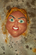 Load image into Gallery viewer, Creepy Dolls Wife Bath Bomb.