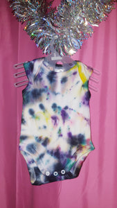 Tie Dyed Baby Clothes - Size 00000 (New Born).