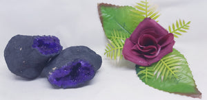 Geode Crystals - Different Colours.
