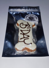 Load image into Gallery viewer, B-day Bone Cookie - Small - Various Colours.