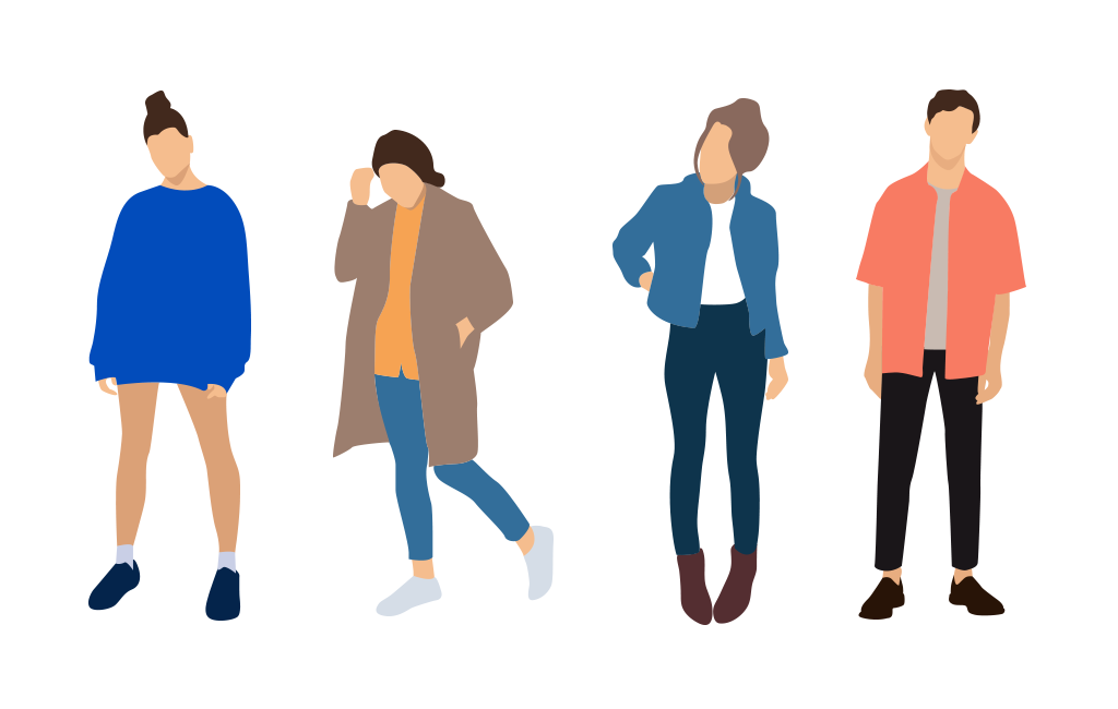 vector people free download