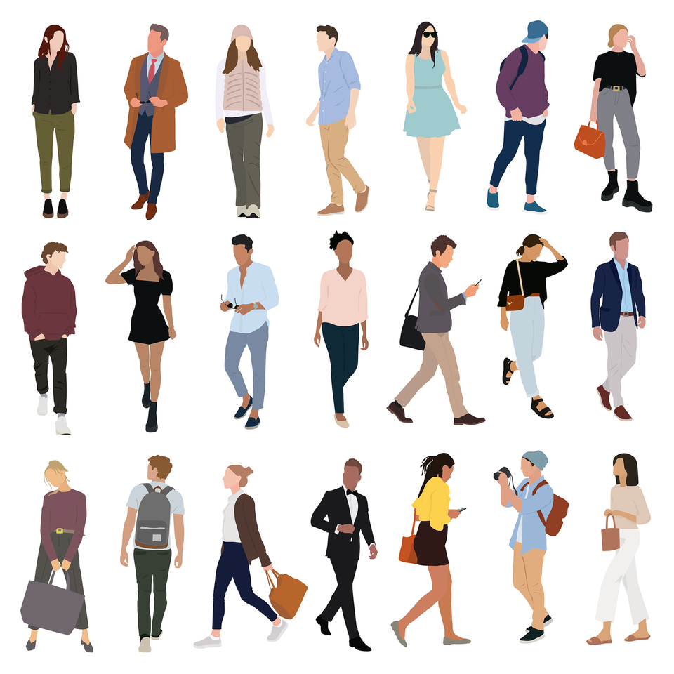vector people free