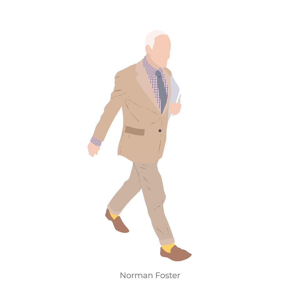 norman foster png