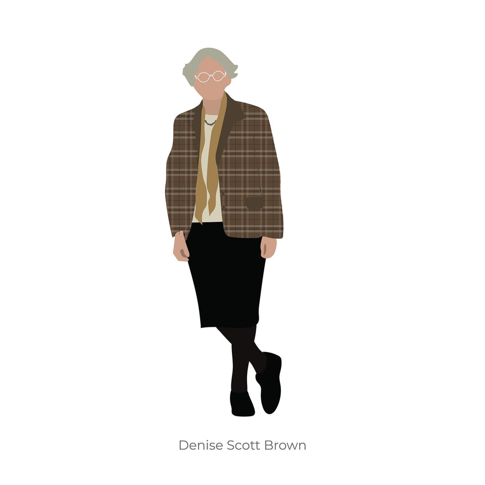 denise scott brown png