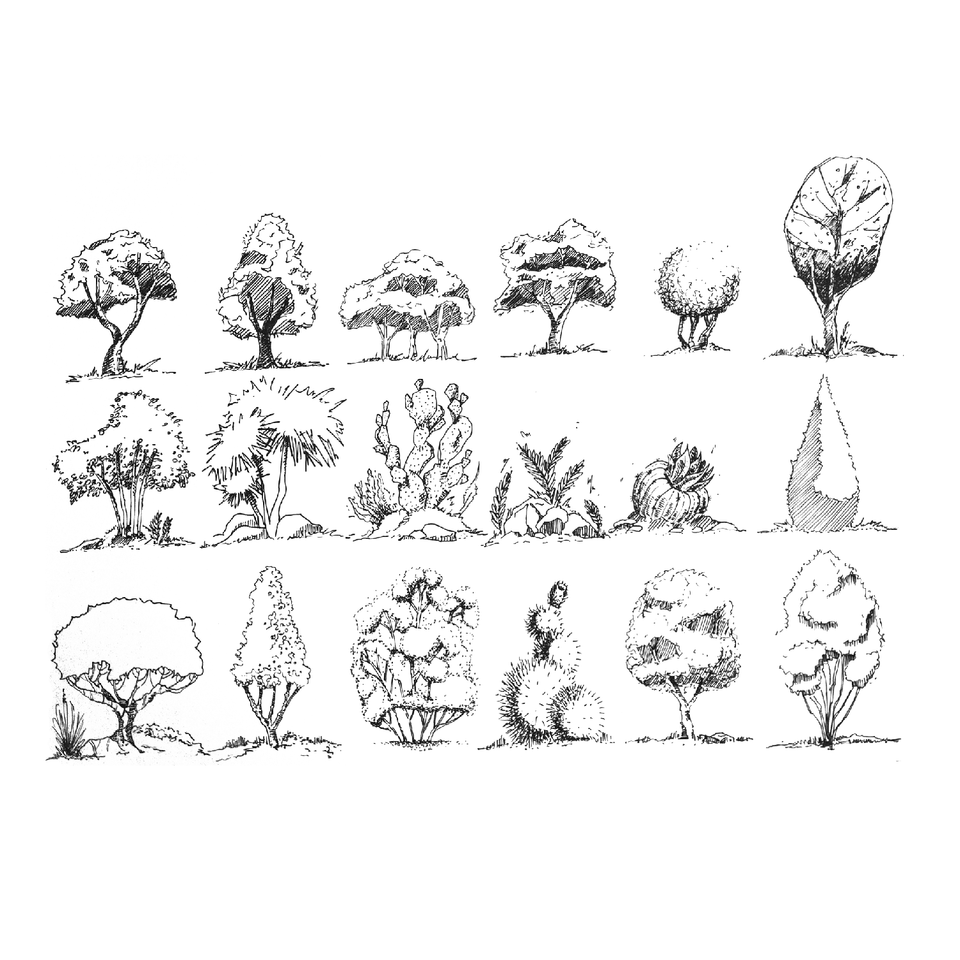 Vector trees free download
