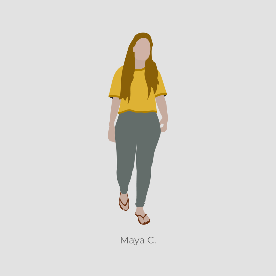 Youcutout - Maya C.-Cutouts-Studio Alternativi