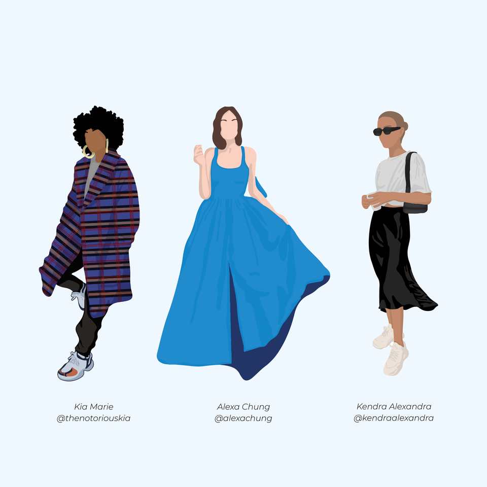 free cutouts fashion models