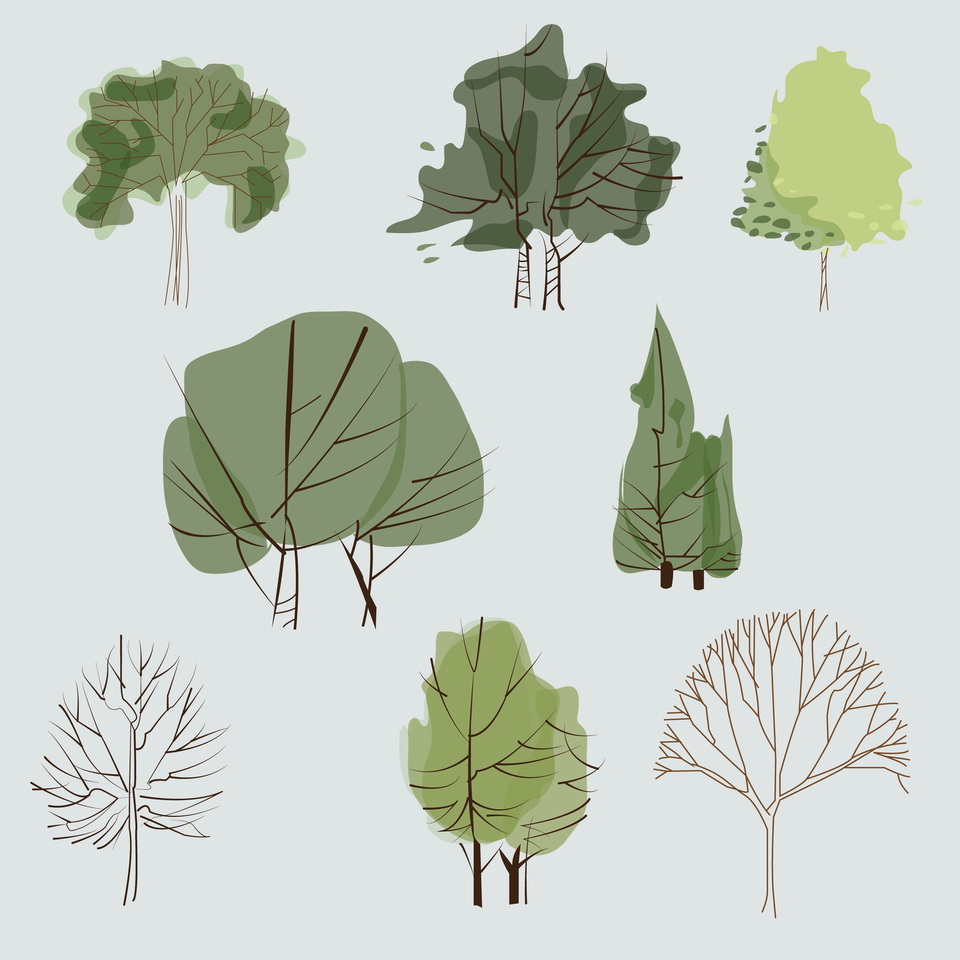 vector trees architecture