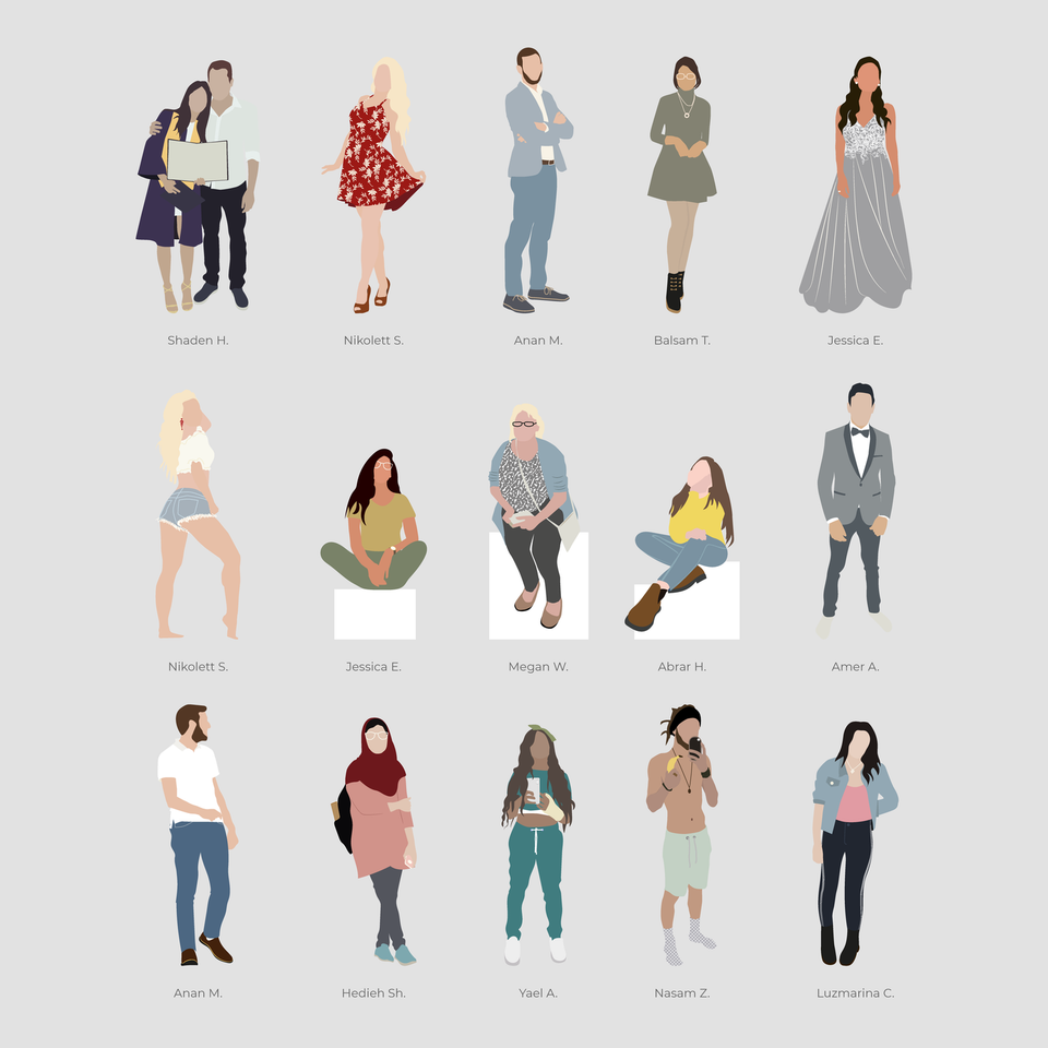vector people illustration