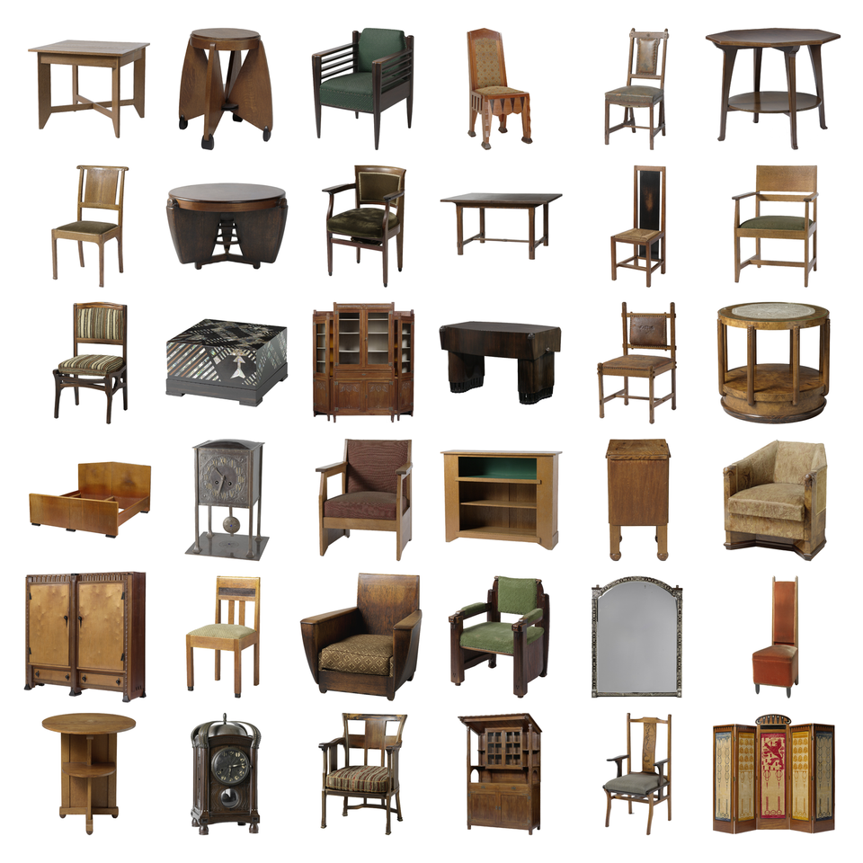 furniture 19th century