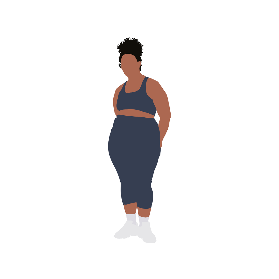 free png fat woman