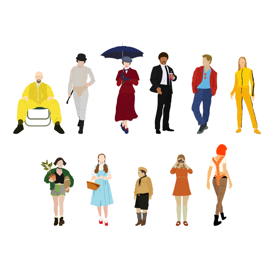 characters famous png