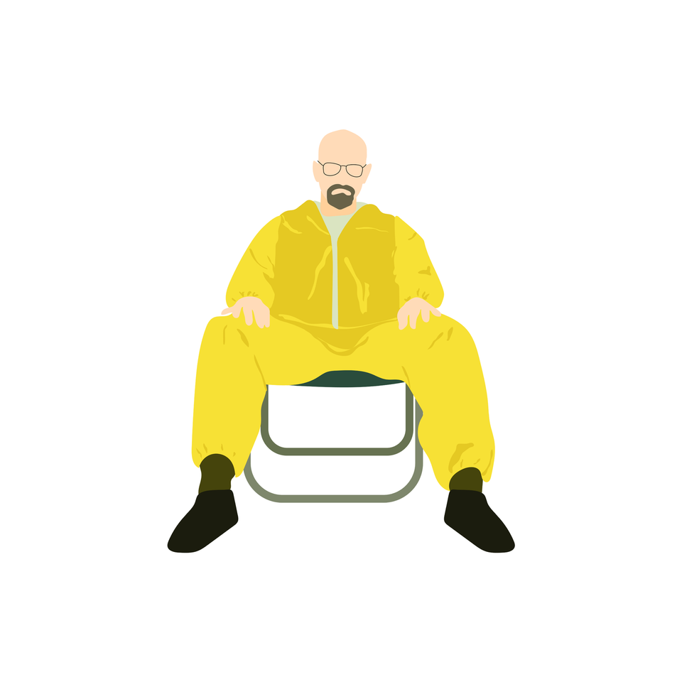 walter white png