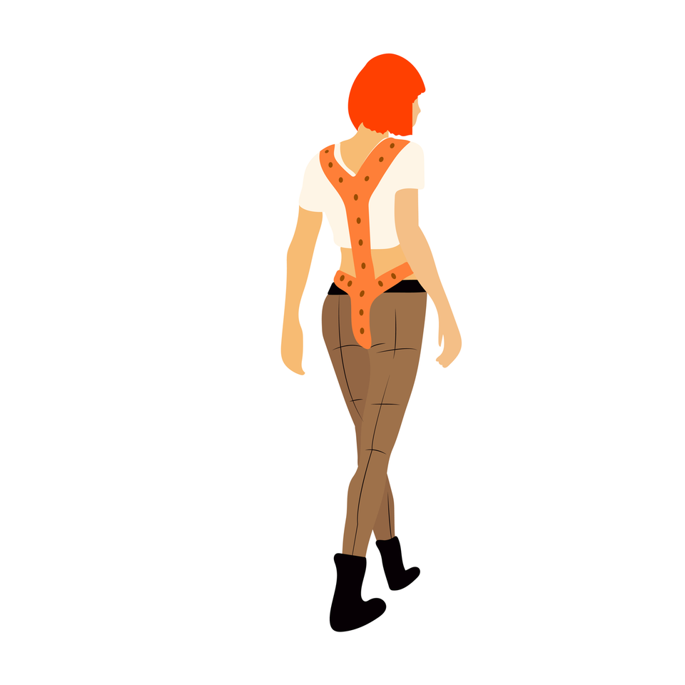leeloo png free download illustration