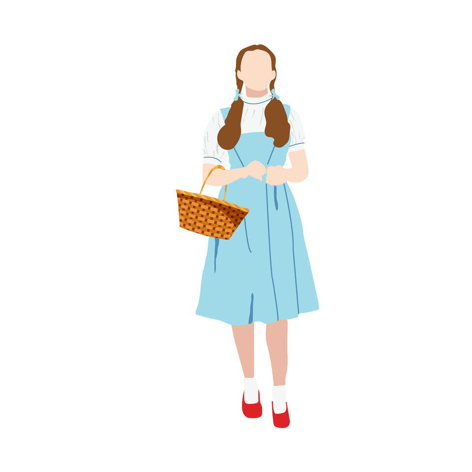 dorothy png free download illustration