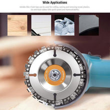 Load image into Gallery viewer, Grinder Wood Carving Chain Disc
