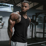Muscle Gym Singlet - Gym N Tonique