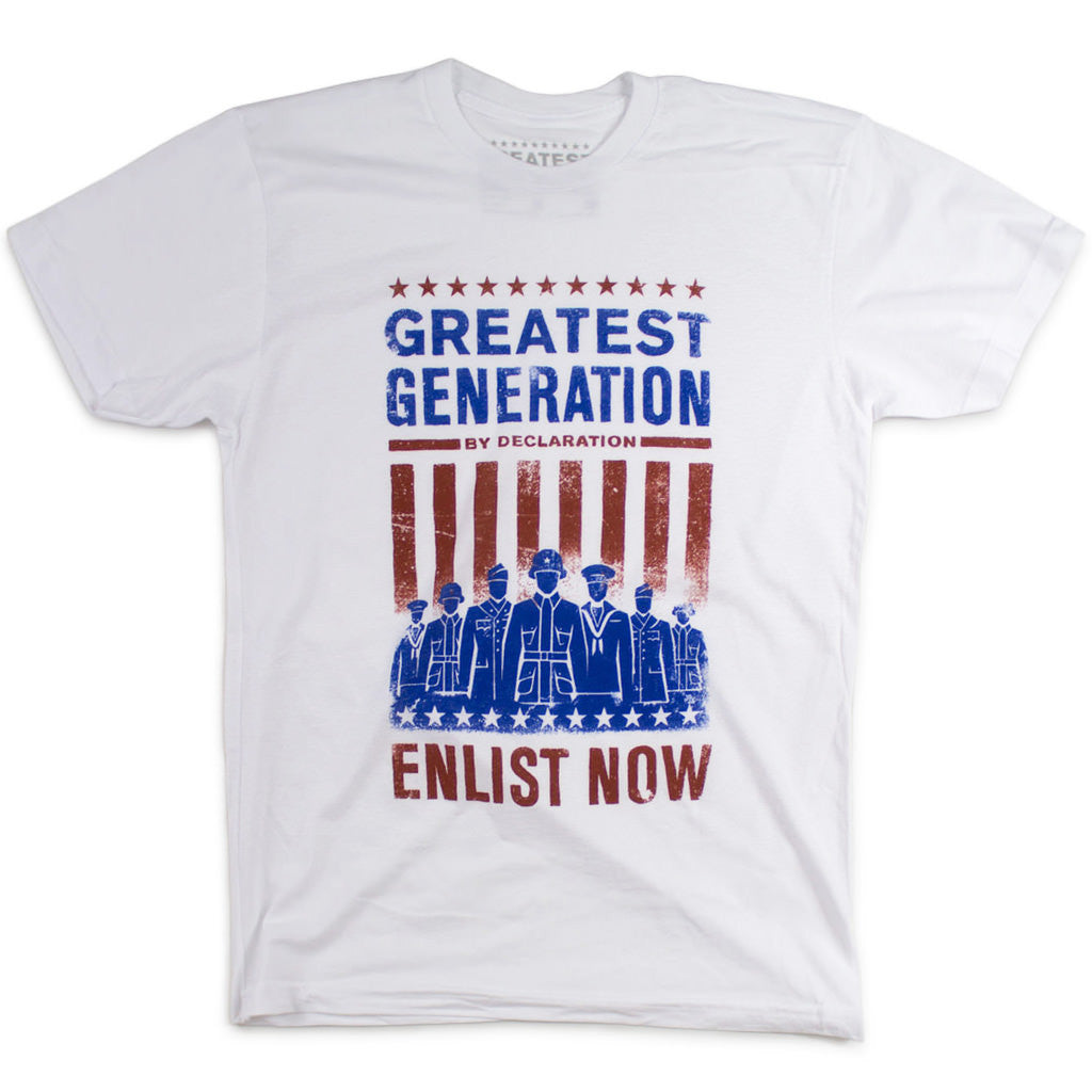 Greatest Generation - Declaration Clothing - 1