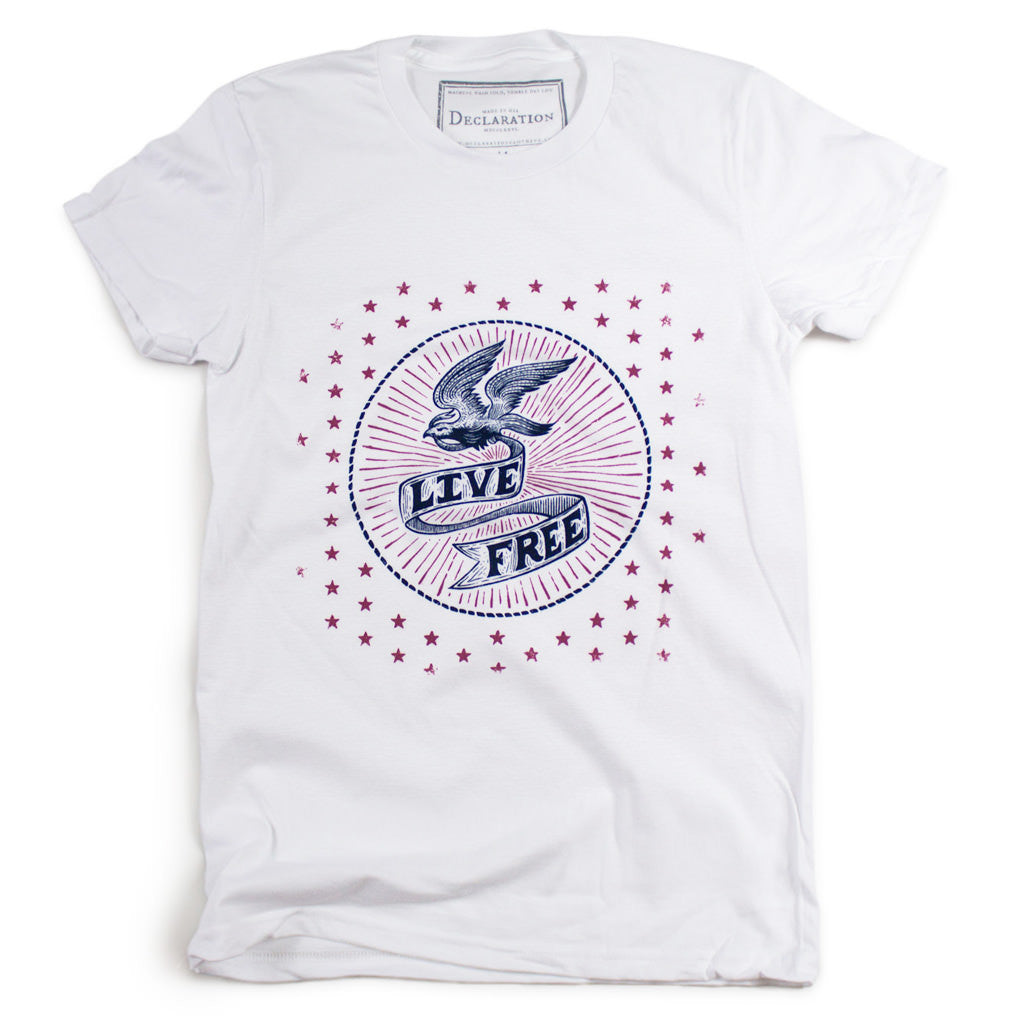 Live Free Women's - Declaration Clothing - 1