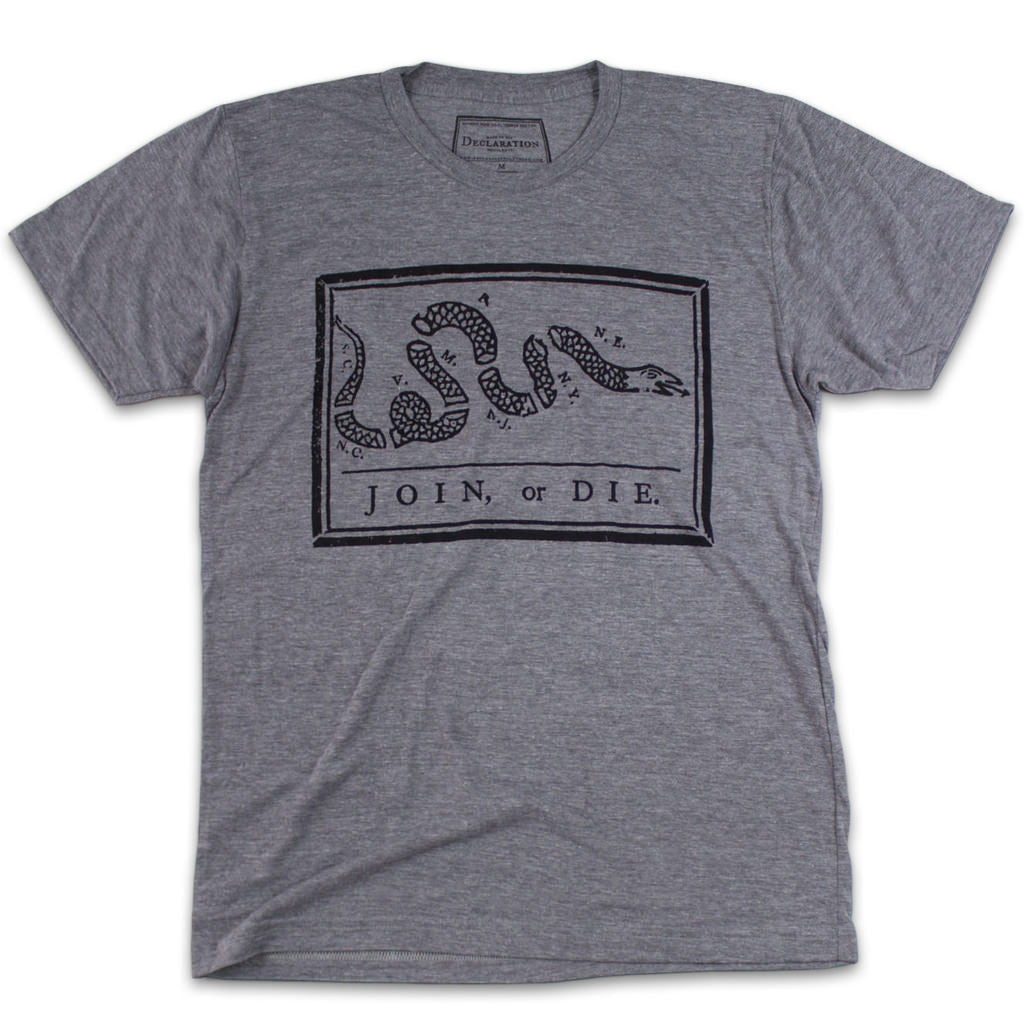 Join or Die - Declaration Clothing - 1