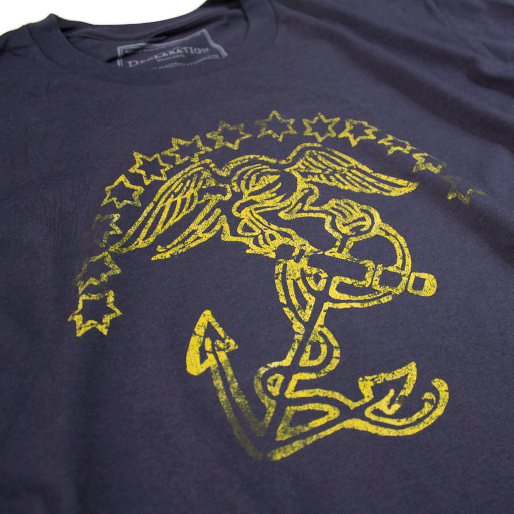 Eagle & Anchor - Declaration Clothing - 3