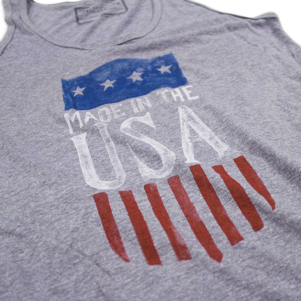 Made in USA Tank Top - Declaration Clothing - 2